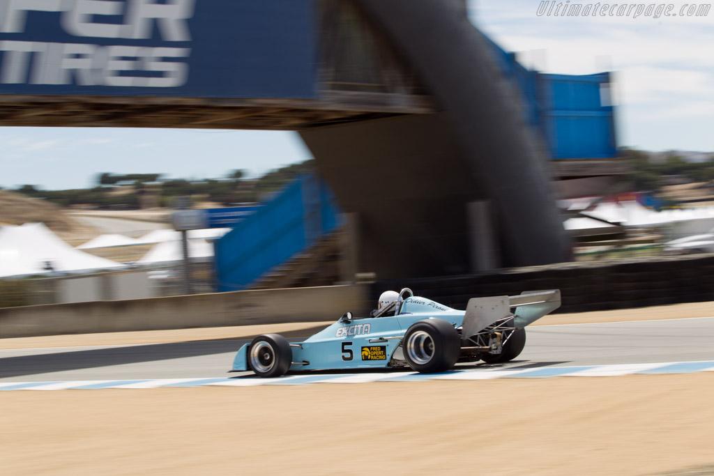 Chevron B39 - Chassis: B39-77-06 - Driver: Bill Cord  - 2014 Monterey Motorsports Reunion