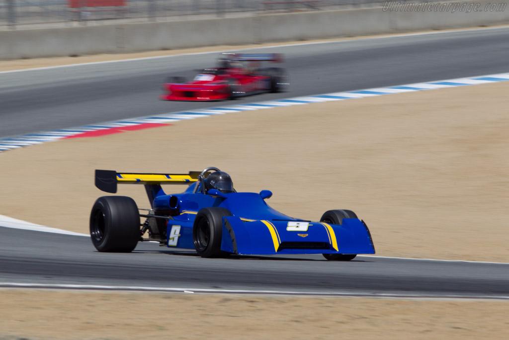 Chevron B39    - 2014 Monterey Motorsports Reunion