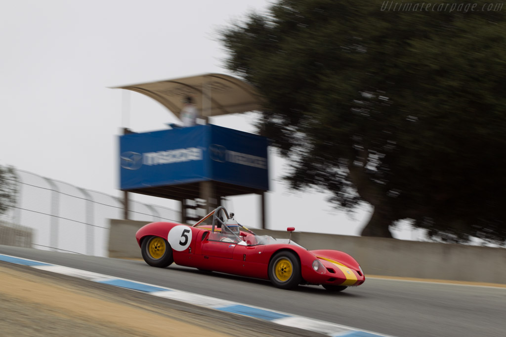 Elva Mk7S - Chassis: 70/004 - Driver: Willis Murphy Jr  - 2014 Monterey Motorsports Reunion