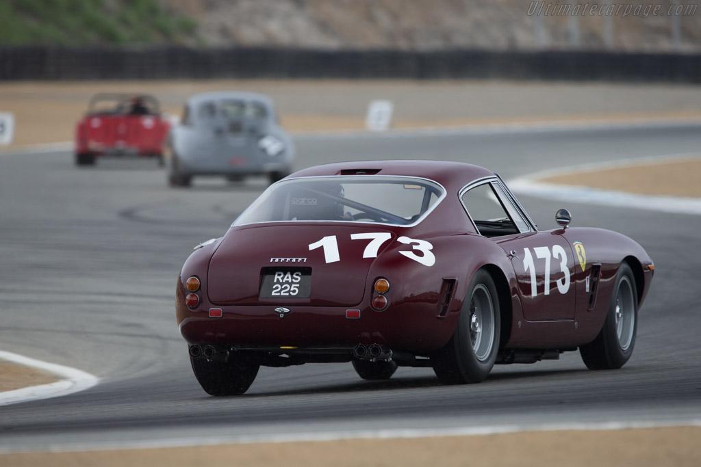 Ferrari 250 GT SWB - Chassis: 2443GT - Driver: Robson Walton  - 2014 Monterey Motorsports Reunion