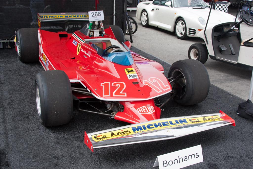 Ferrari 312 T4 - Chassis: 037   - 2014 Monterey Motorsports Reunion