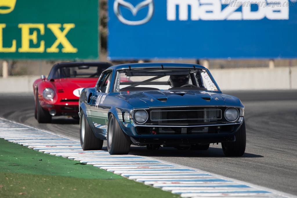 Ford Shelby Mustang GT350    - 2014 Monterey Motorsports Reunion