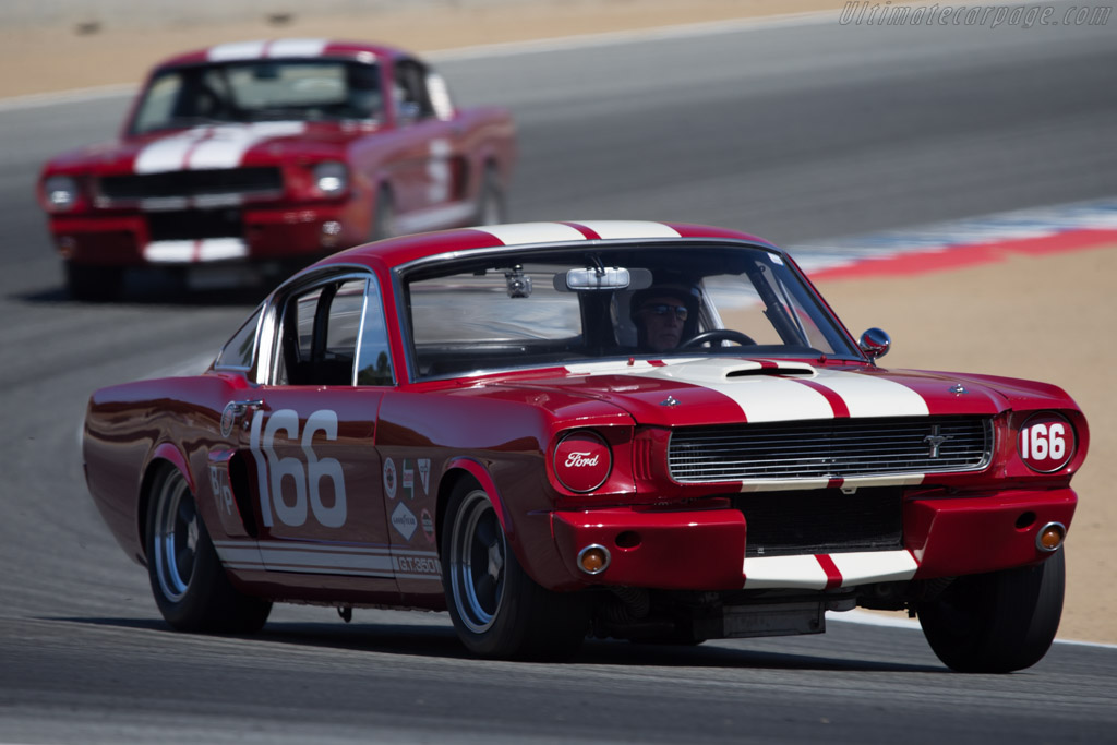 Ford Shelby Mustang GT350 - Chassis: SFM6S1514 - Driver: Mark Cane - 2014 Monterey Motorsports Reunion