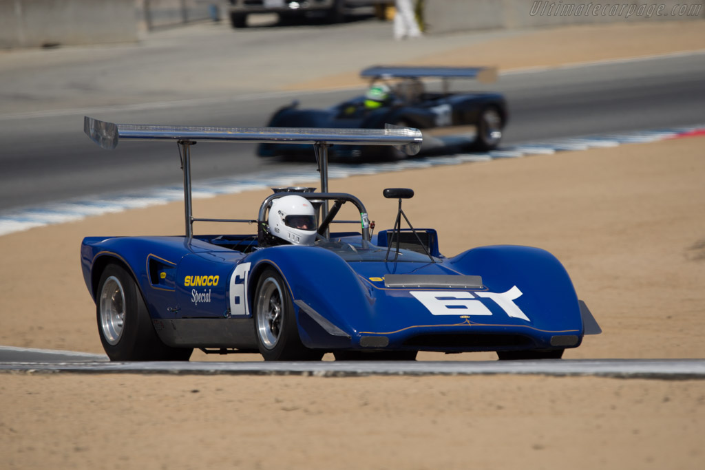 Lola T163 Chevrolet - Chassis: SL163/17a - Driver: Jim Cantrell  - 2014 Monterey Motorsports Reunion
