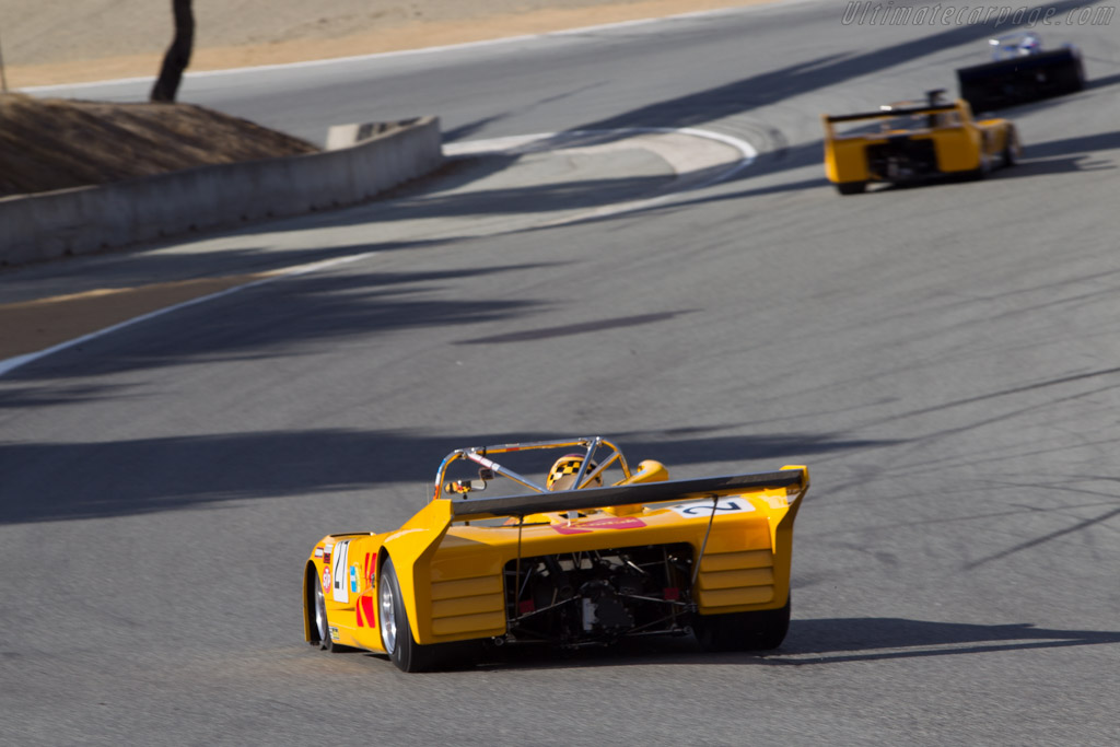 Lola T290 Cosworth - Chassis: HU26 - Driver: Kieth Frieser  - 2014 Monterey Motorsports Reunion