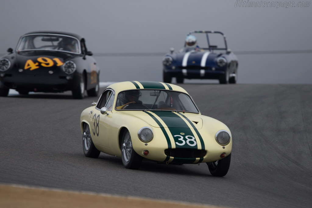 Lotus Elite - Chassis: EB1754 - Driver: Henry Moore  - 2014 Monterey Motorsports Reunion
