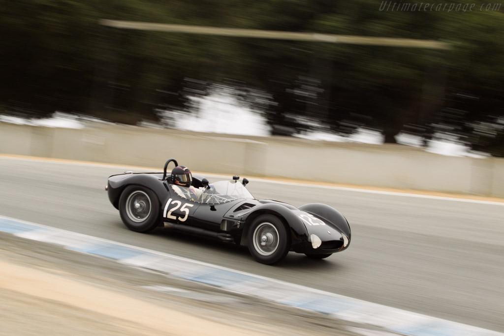Maserati Tipo 61 - Chassis: 2454 - Driver: Bruce Canepa  - 2014 Monterey Motorsports Reunion