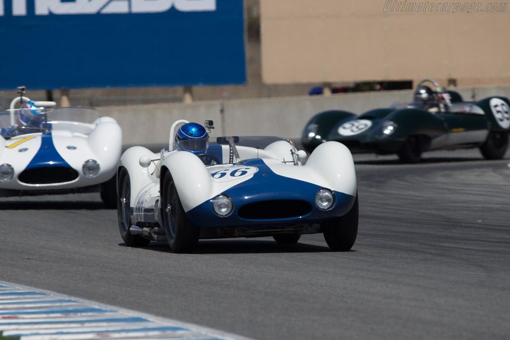 Maserati Tipo 61 - Chassis: 2463 - Driver: Robson Walton  - 2014 Monterey Motorsports Reunion