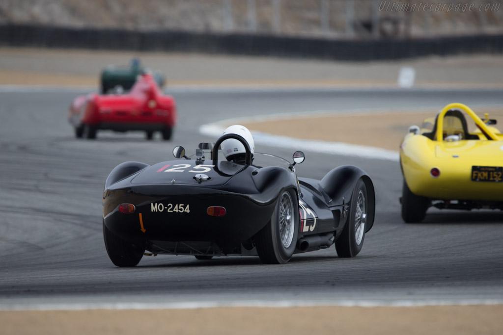Maserati Tipo 61 - Chassis: 2454 - Driver: John Stafford  - 2014 Monterey Motorsports Reunion