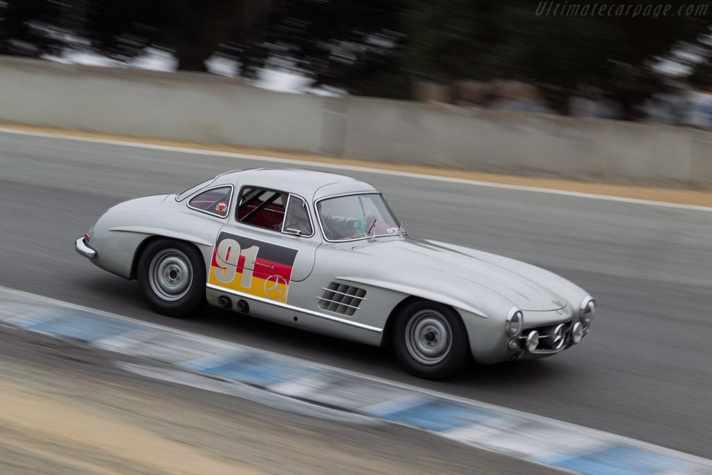Mercedes-Benz 300 SL - Chassis: 198.040.5500730 - Driver: Alex Curtis  - 2014 Monterey Motorsports Reunion