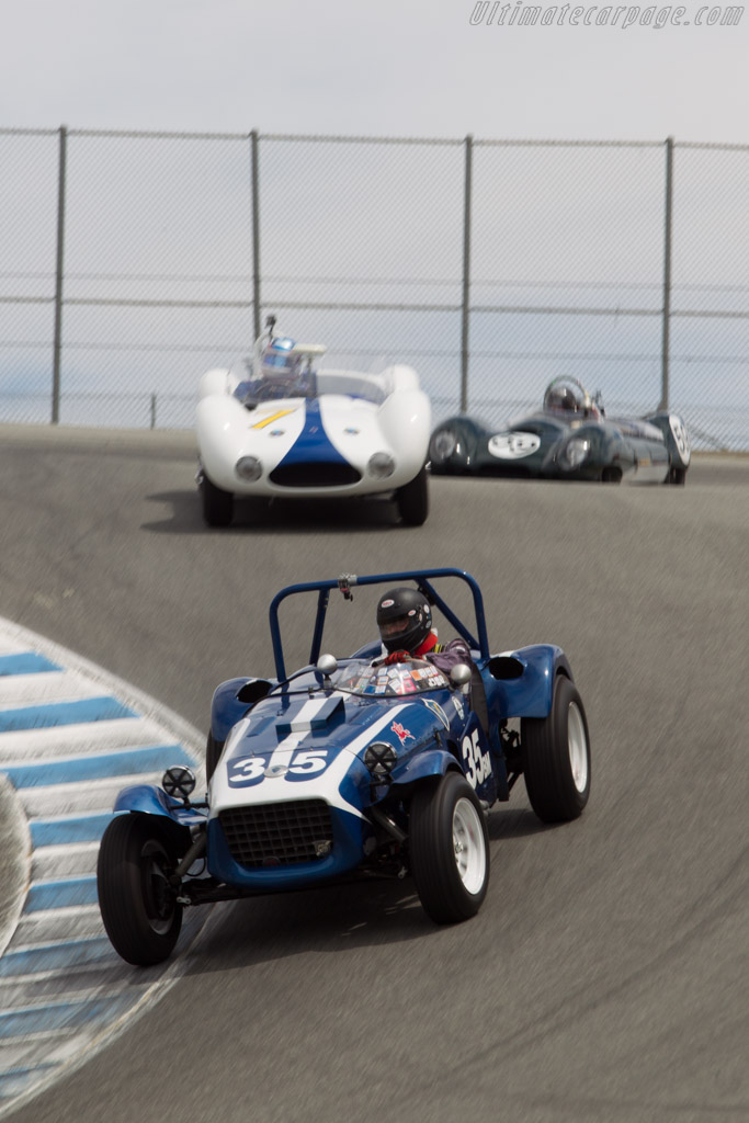 Monsterati Speical - Chassis: T57626 - Driver: David Swig  - 2014 Monterey Motorsports Reunion