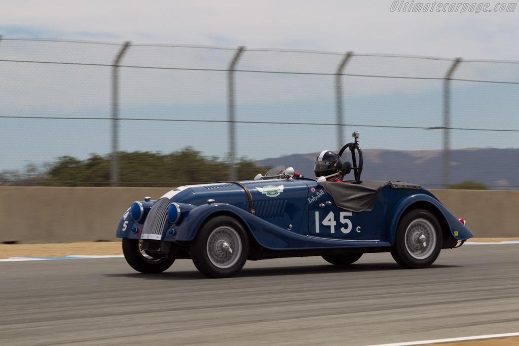 Morgan +4    - 2014 Monterey Motorsports Reunion