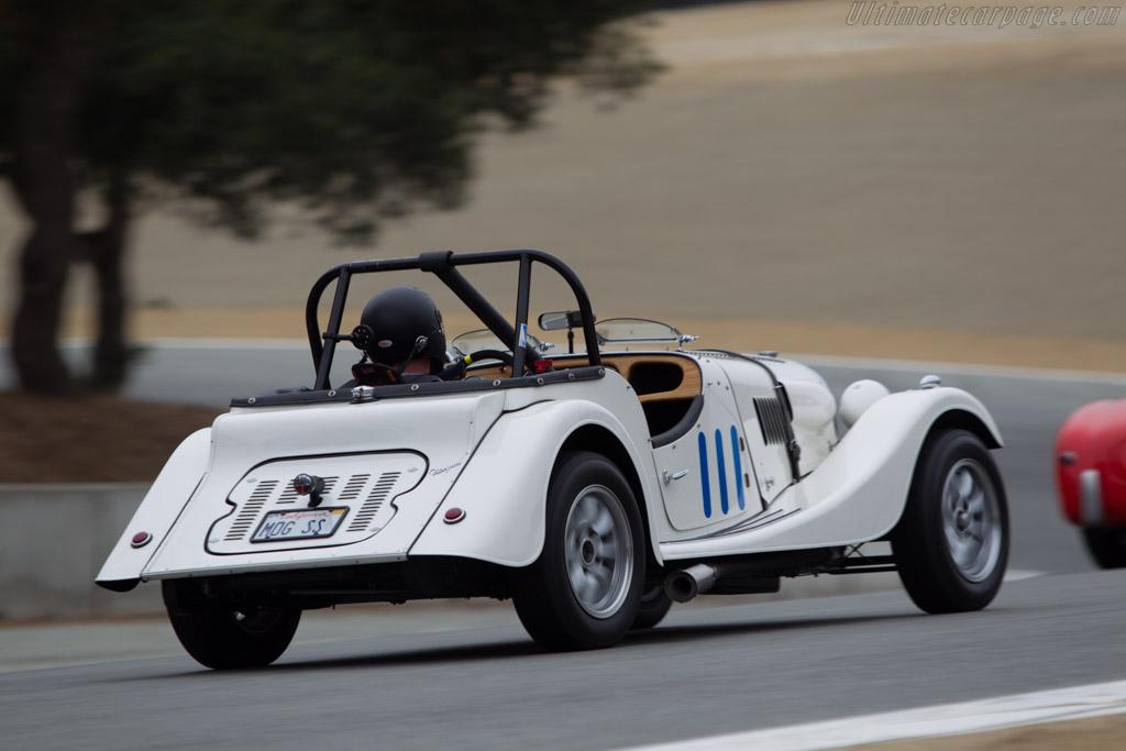 Morgan Plus 4 - Chassis: 2461 - Driver: Doug Sallen  - 2014 Monterey Motorsports Reunion