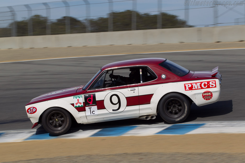 Nissan Skyline Gtr Chassis 39138 Driver Jim Froula