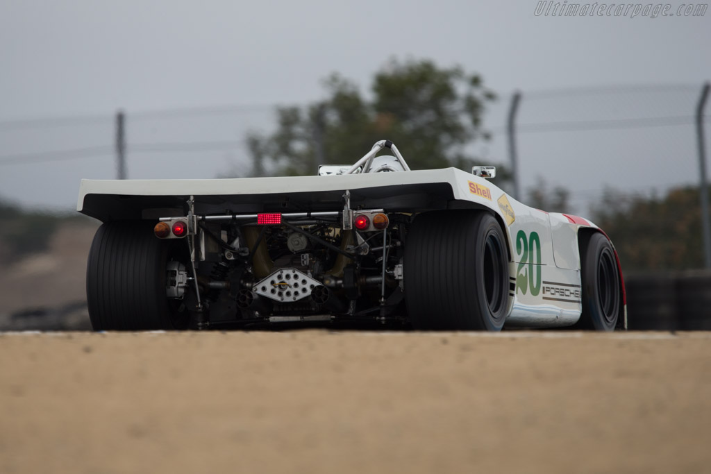 Porsche 908/3 - Chassis: 908/03-007 - Driver: Cameron Healy  - 2014 Monterey Motorsports Reunion