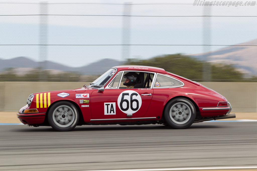 Porsche 911 - Chassis: 308107 - Driver: Nelson Calle  - 2014 Monterey Motorsports Reunion