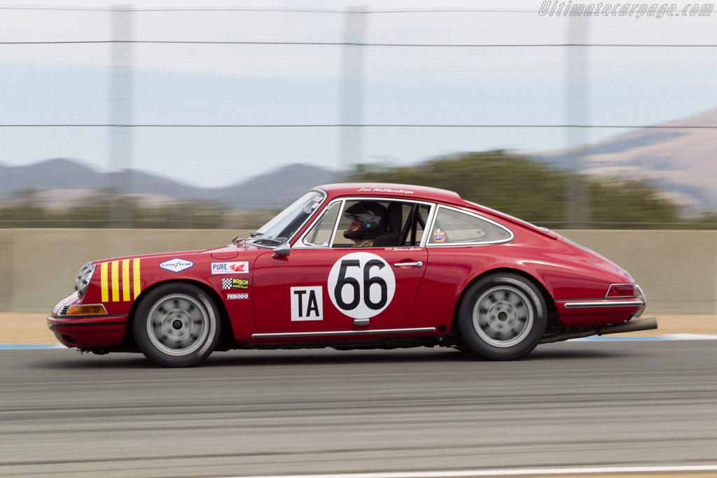 Porsche 911 - Chassis: 308107 - Driver: Nelson Calle - 2014 Monterey Motorsports Reunion