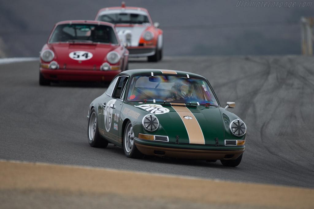 Porsche 911 S - Chassis: 308505 - Driver: George Calfo  - 2014 Monterey Motorsports Reunion