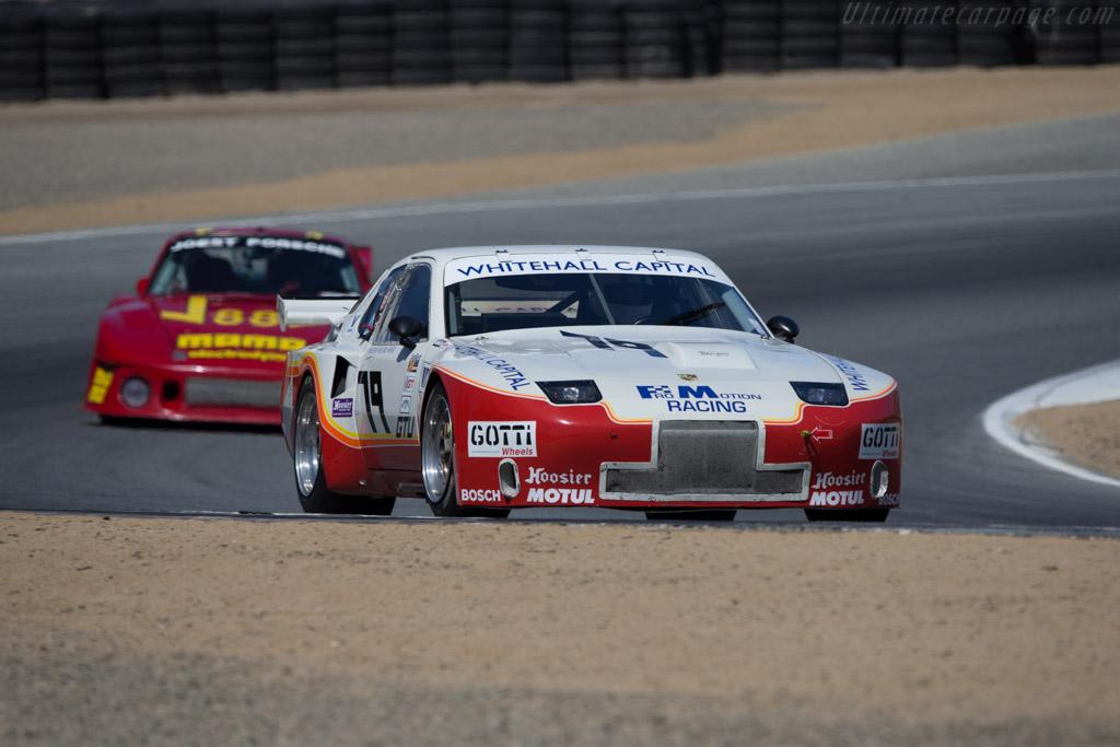 Porsche 924 GTR - Chassis: 01/84 - Driver: Paul Singer  - 2014 Monterey Motorsports Reunion