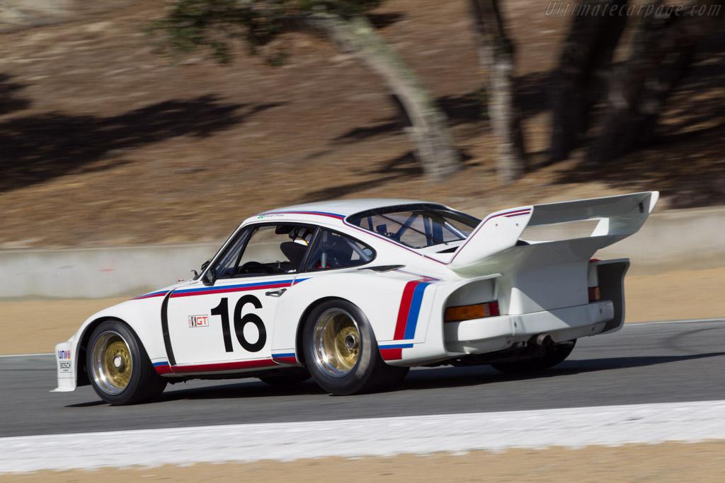 Porsche 935 - Chassis: 930 770 0955 - Driver: Dener Pires  - 2014 Monterey Motorsports Reunion