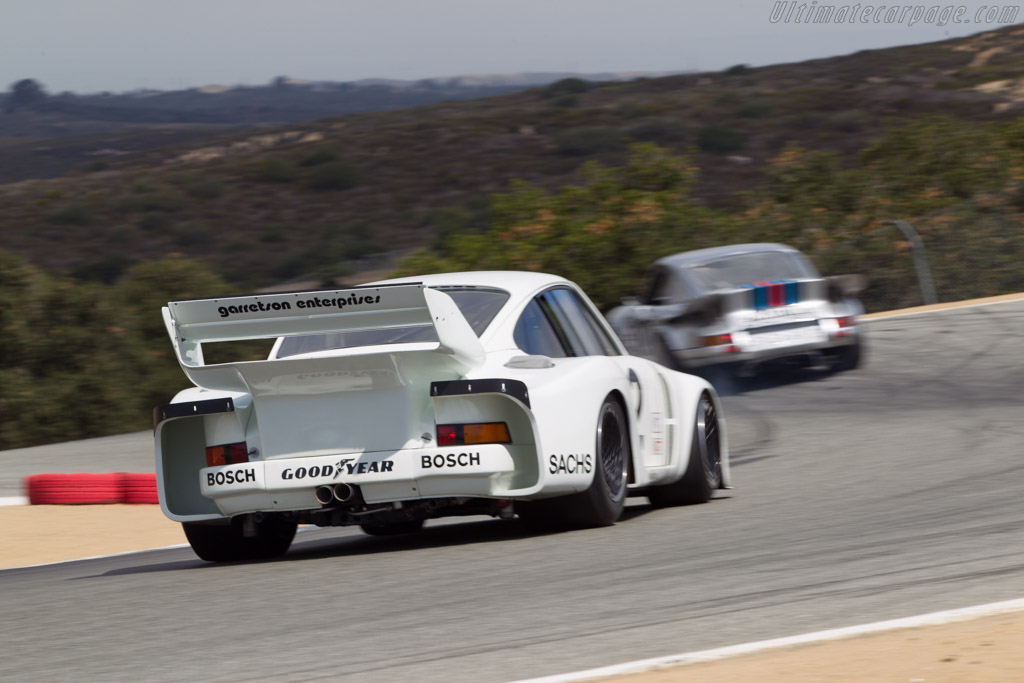 Porsche 935 - Chassis: 009 0029 - Driver: Bruce Canepa  - 2014 Monterey Motorsports Reunion