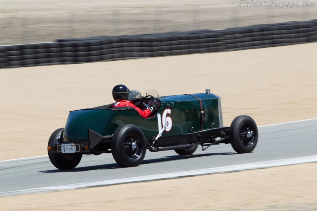 Railton Light Sport Tourer - Chassis: 542015 - Driver: Ivan Zaremba  - 2014 Monterey Motorsports Reunion