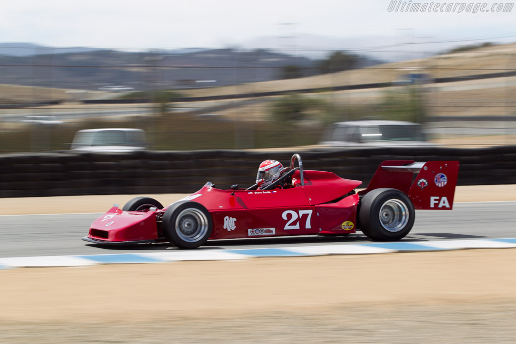 Ralt RT1 - Chassis: 71 - Driver: Steve Smith  - 2014 Monterey Motorsports Reunion