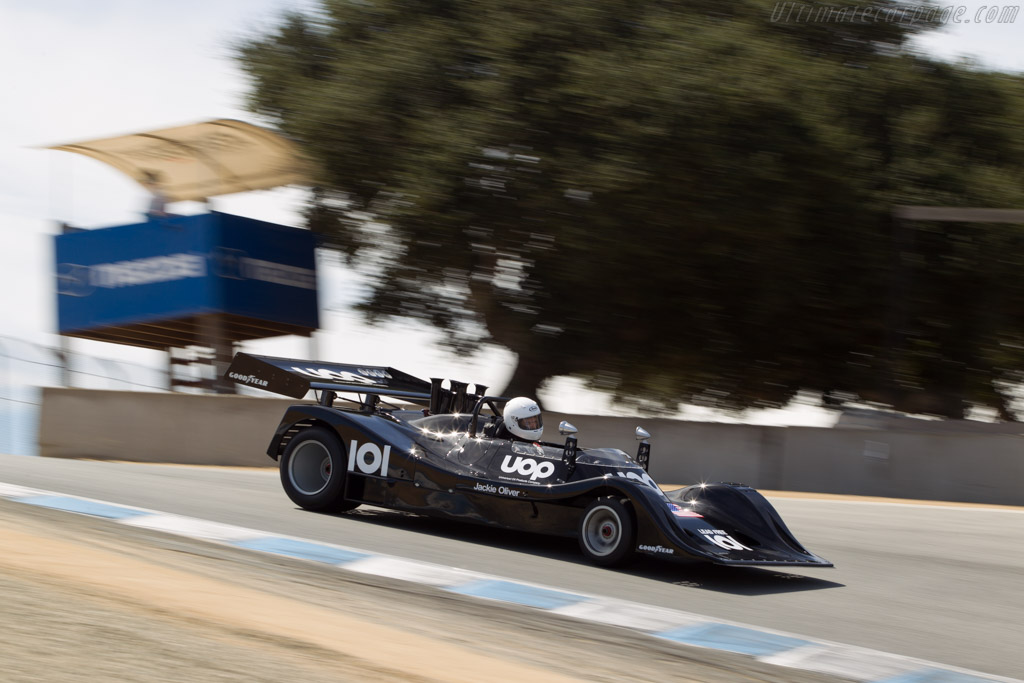 Shadow DN4 Chevrolet - Chassis: DN4-4A - Driver: John Stafford  - 2014 Monterey Motorsports Reunion