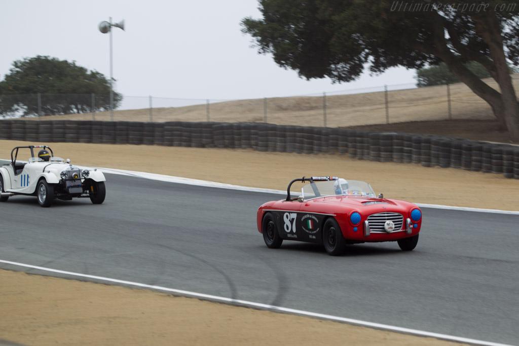Siata Daina - Chassis: SL0248 - Driver: Robert Williams  - 2014 Monterey Motorsports Reunion