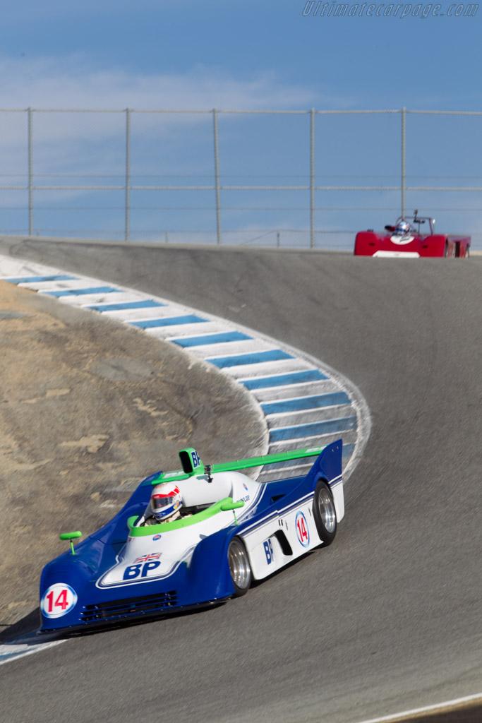 TOJ SC303 - Chassis: 23-78 - Driver: Hans Hugenholtz  - 2014 Monterey Motorsports Reunion