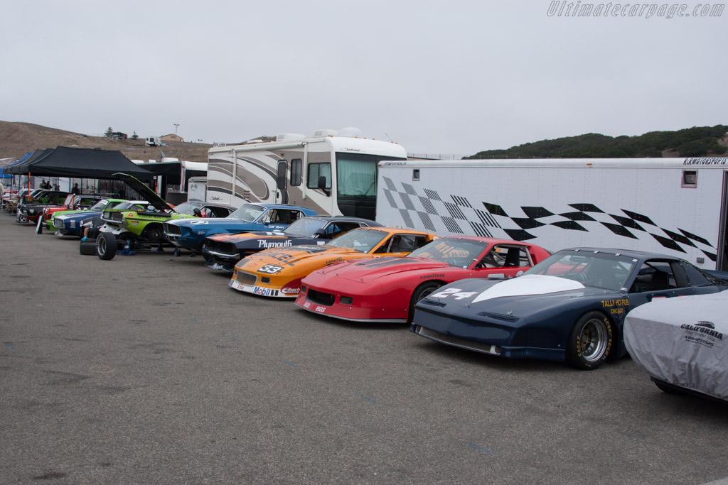 Trans-Am thunder    - 2014 Monterey Motorsports Reunion