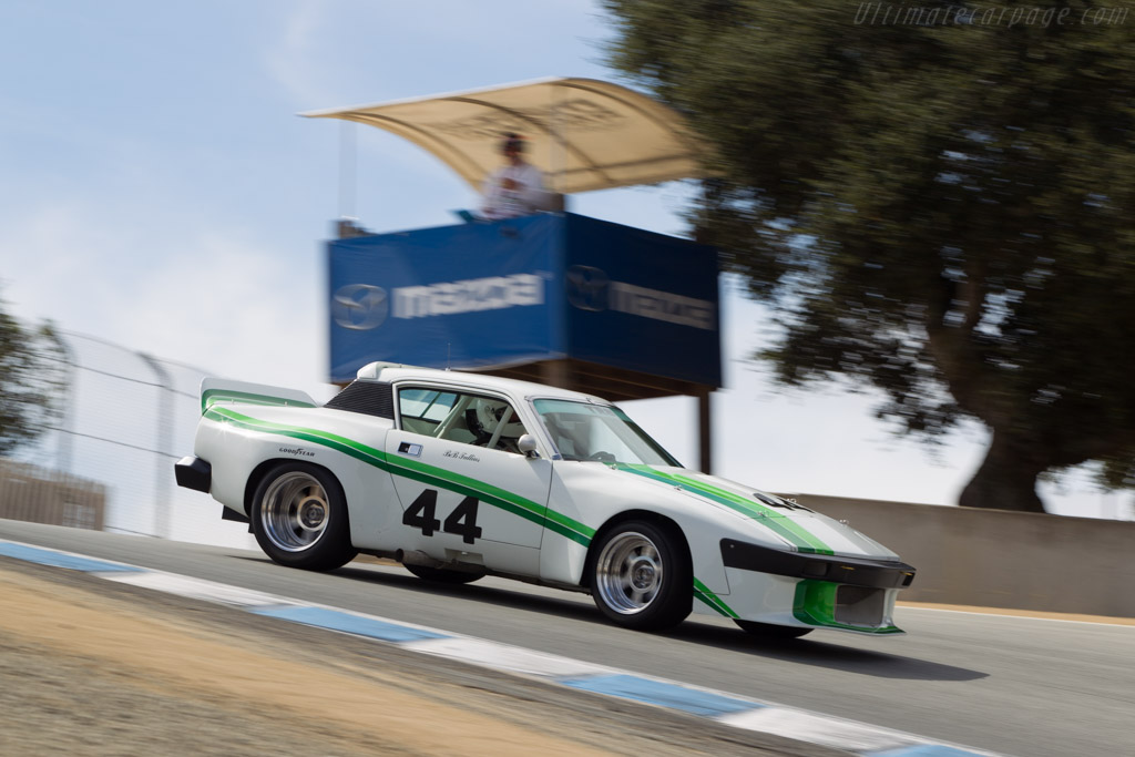 Triumph TR8 - Chassis: 79-289 - Driver: Jay Moyes  - 2014 Monterey Motorsports Reunion