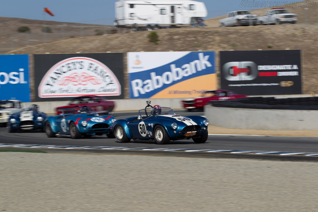 AC Shelby Cobra - Chassis: CSX2273 - Driver: Erich Joiner  - 2015 Monterey Motorsports Reunion