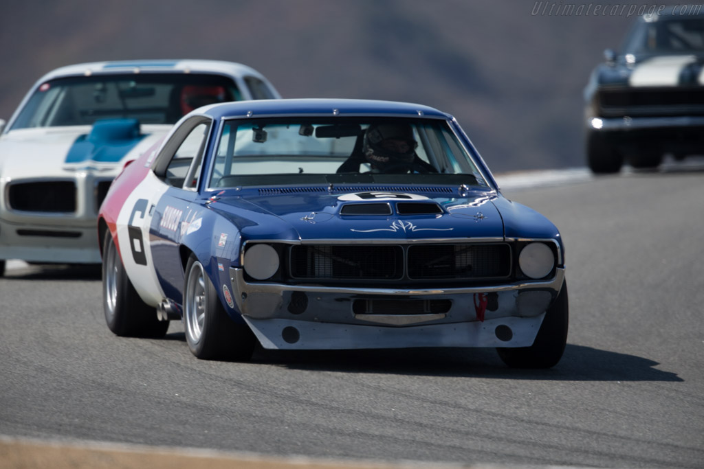 AMC Javelin - Chassis: RP70-1 - Driver: Bruce Canepa  - 2015 Monterey Motorsports Reunion