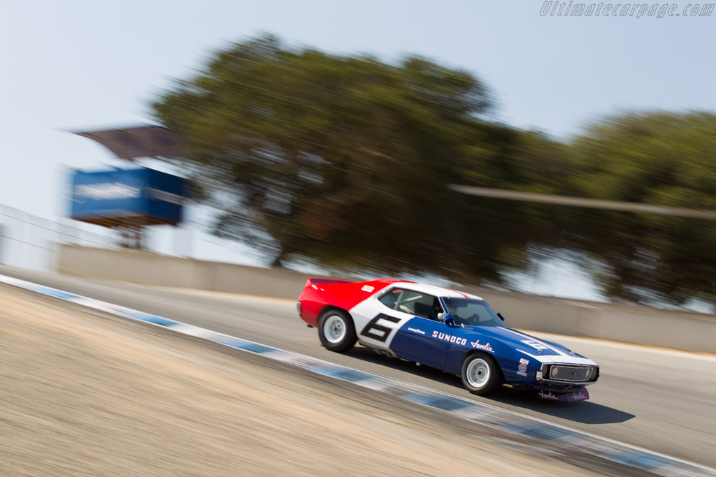 AMC Javelin - Chassis: RP70-1 - Driver: Bill Ockerlund  - 2015 Monterey Motorsports Reunion