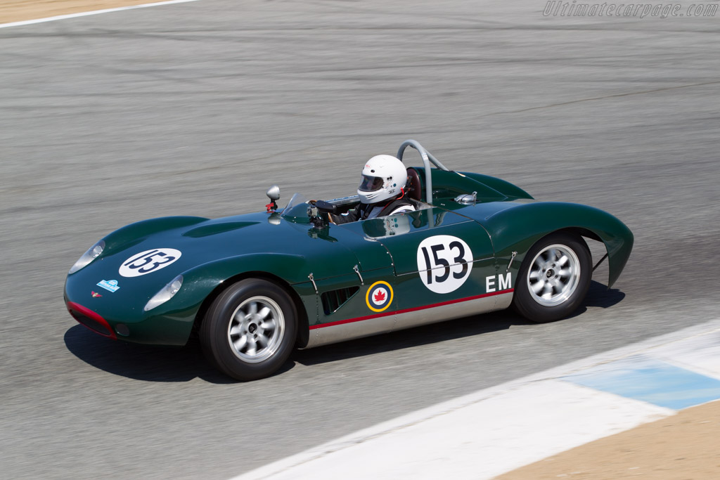 Arnold Special  - Driver: Gary Emery - 2015 Monterey Motorsports Reunion