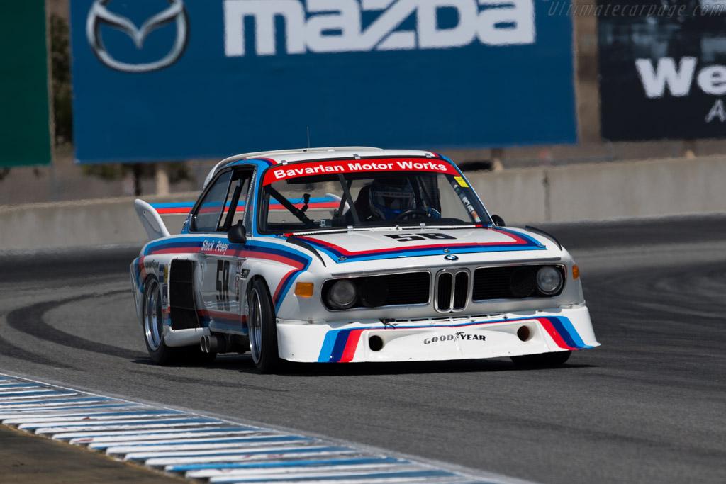 BMW 3.0 CSL - Chassis: 2275987 - Driver: Henry Schmitt  - 2015 Monterey Motorsports Reunion