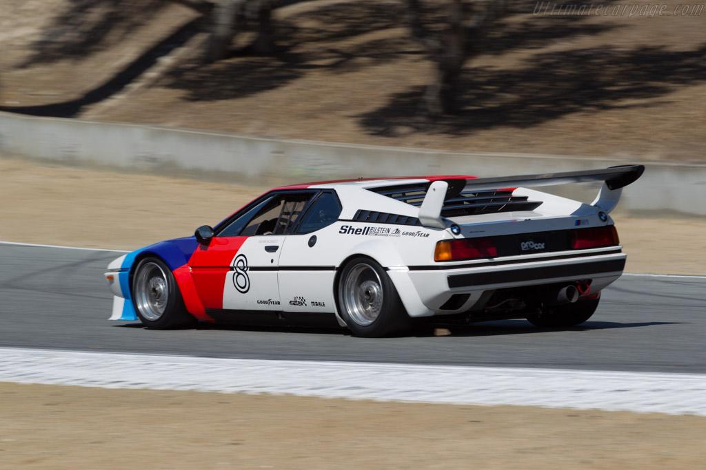 BMW M1 - Chassis: 4301075 - Driver: Henry Schmitt  - 2015 Monterey Motorsports Reunion