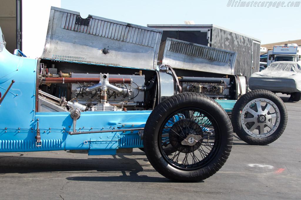 Bugattis 2015 Monterey Motorsports Reunion