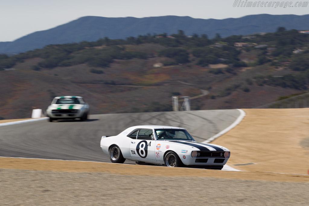 Chevrolet Camaro - Chassis: NER137 - Driver: Arthur Miller  - 2015 Monterey Motorsports Reunion