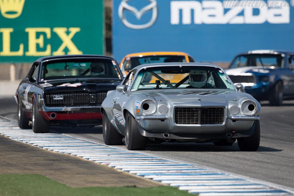 Chevrolet Camaro - Chassis: 124870N533646 - Driver: Walt Brown Jr  - 2015 Monterey Motorsports Reunion