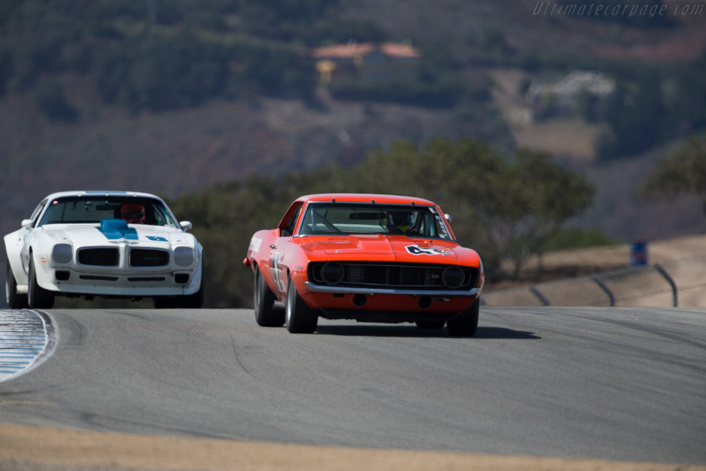 Chevrolet Camaro Z/28 - Chassis: TA-010 - Driver: Jim Reed  - 2015 Monterey Motorsports Reunion