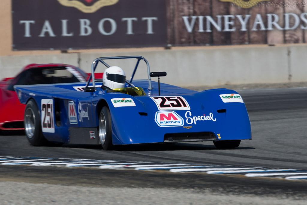 Chevron B19 - Chassis: B19-71-31 - Driver: Martin Lauber  - 2015 Monterey Motorsports Reunion