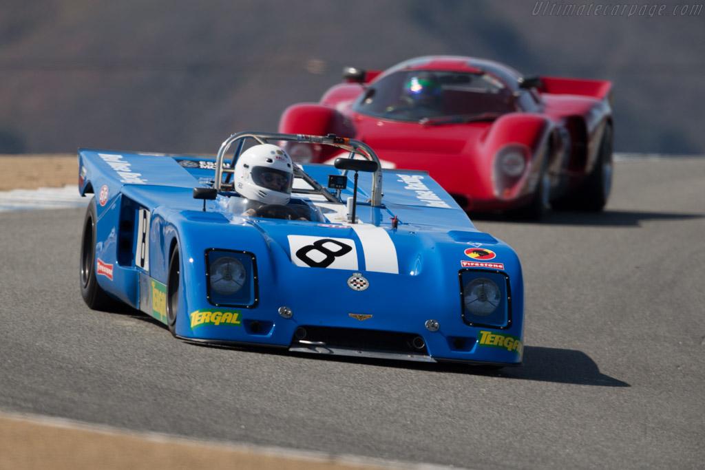 Chevron B21/23 - Chassis: B21-72-7 - Driver: David Alvarado  - 2015 Monterey Motorsports Reunion