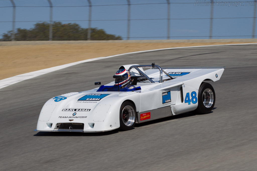 Chevron B21 - Chassis: B21-72-12 - Driver: Dennis Singleton  - 2015 Monterey Motorsports Reunion