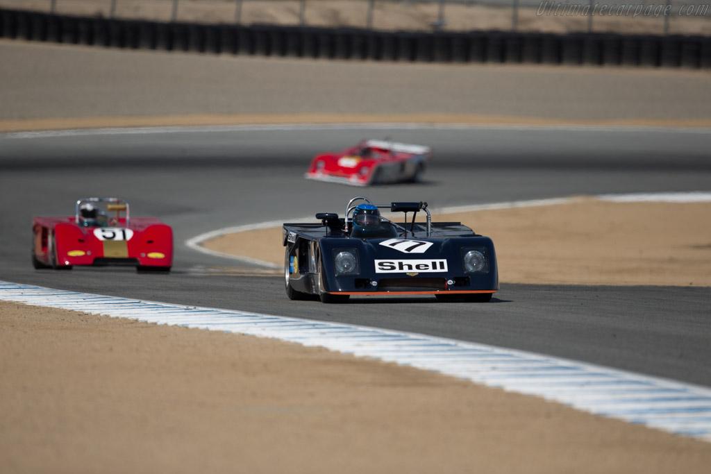 Chevron B21 - Chassis: 21-72-12A   - 2015 Monterey Motorsports Reunion