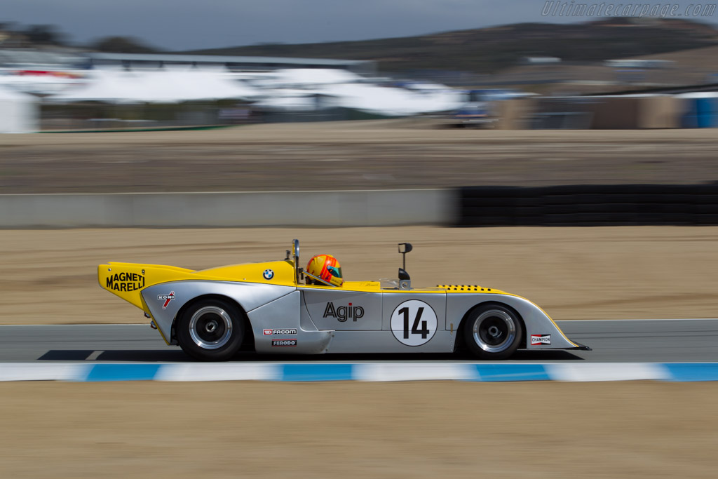 Chevron B36 - Chassis: 36-78-01 - Driver: Tom Minnich  - 2015 Monterey Motorsports Reunion