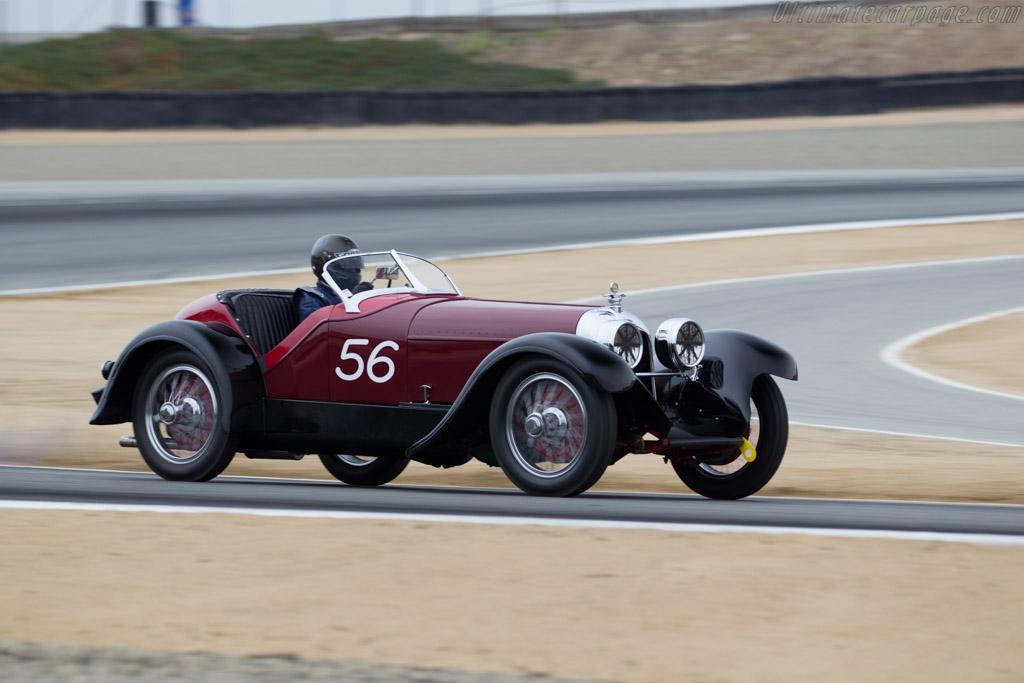 Duesenberg Model A Speedster - Chassis: 783 - Driver: David Lockwood  - 2015 Monterey Motorsports Reunion