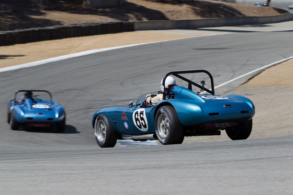 Echidna Special - Chassis: 2 - Driver: Jere Clark  - 2015 Monterey Motorsports Reunion