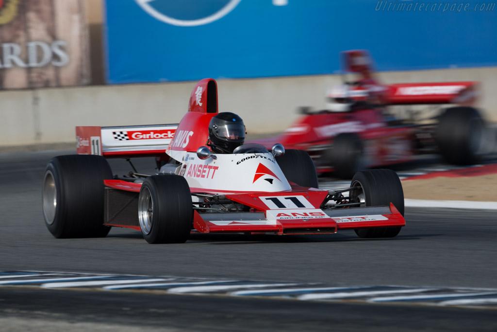 Elfin MR8 - Chassis: 8772 - Driver: Bill Hemming  - 2015 Monterey Motorsports Reunion